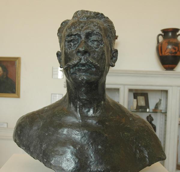 Clémentel. Auguste Rodin.