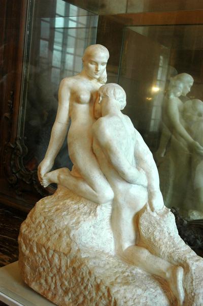 L'Eternelle idole. Auguste Rodin.