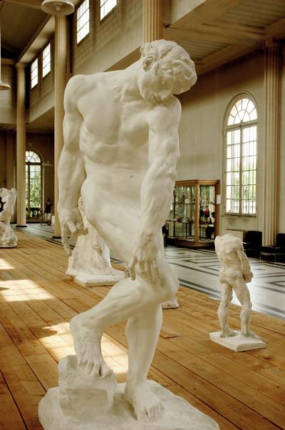 Eve. Auguste Rodin.