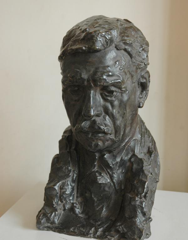 Falguière. Auguste Rodin.