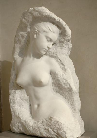 Figure. Auguste Rodin.