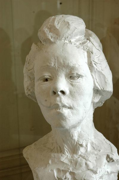 Hanako. Auguste Rodin.