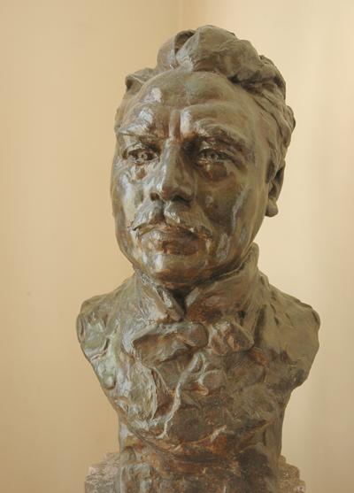 Henri Becque. Auguste Rodin.