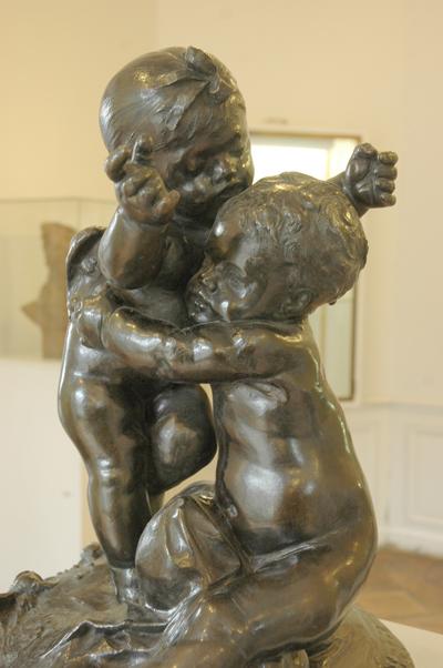 Idylle Ixelles. Auguste Rodin.