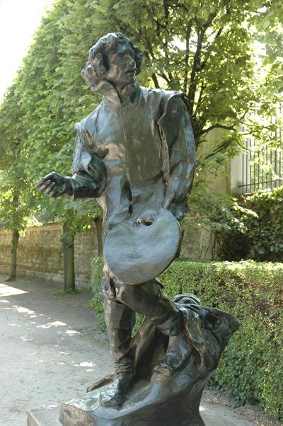 Le Lorrain. Auguste Rodin.