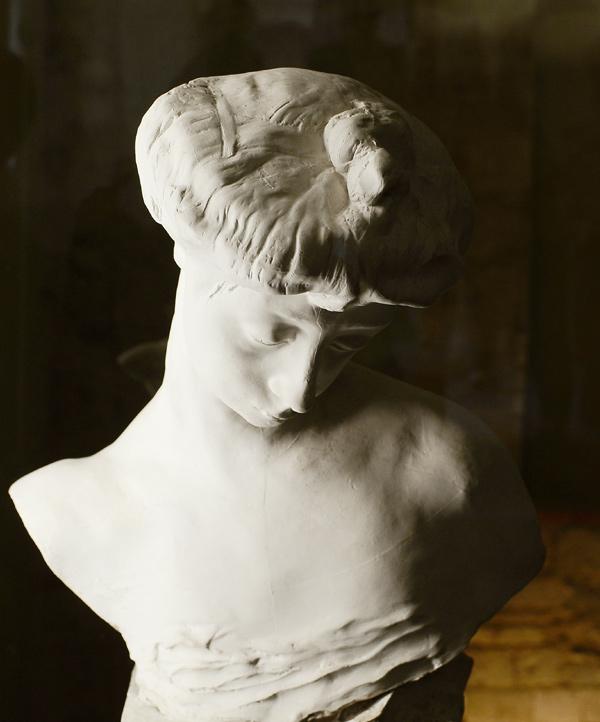 Madame Fenaille. Auguste Rodin
