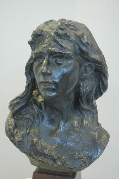 Mignon. Auguste Rodin.
