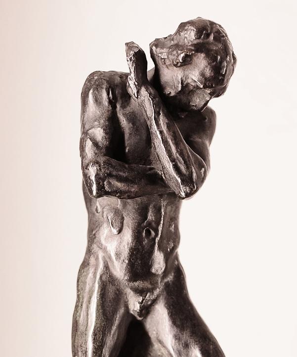 Ombre. Auguste Rodin.