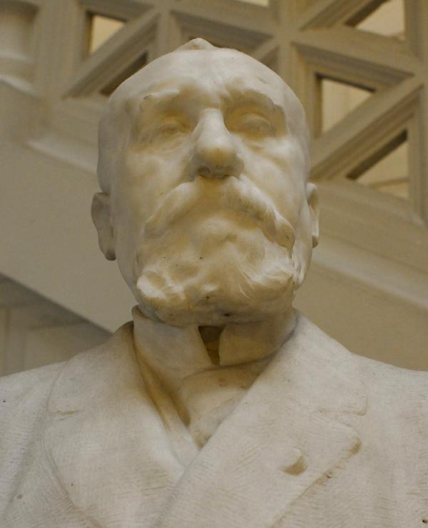 Puvis de Chavannes. Auguste Rodin.