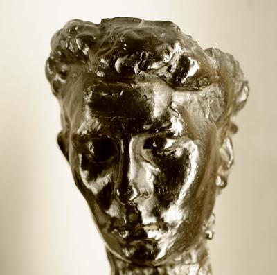 Rose Beuret. Auguste Rodin.
