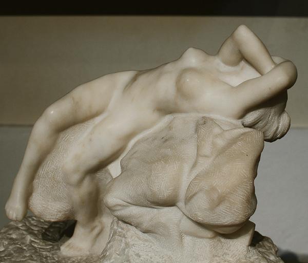 La Tentation de Saint Antoine. Auguste Rodin.