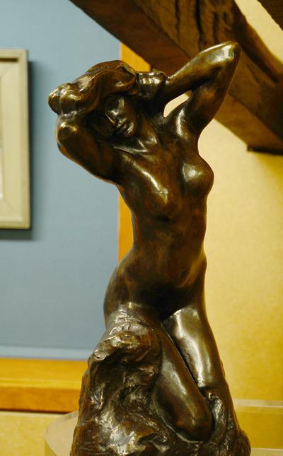 La Toilette de Vénus. Auguste Rodin