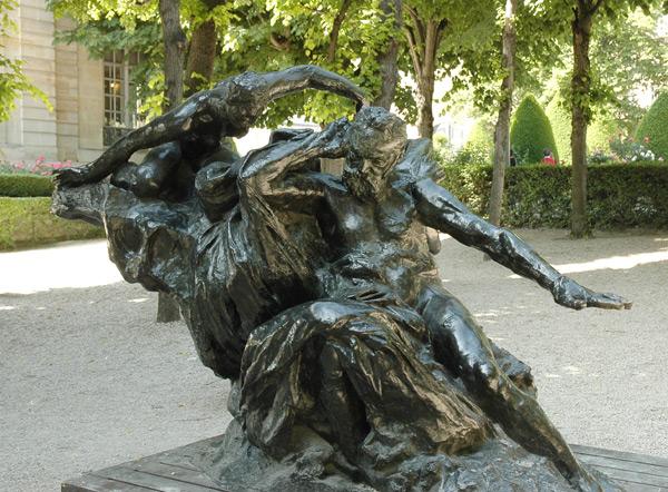 Victor Hugo. Auguste Rodin.