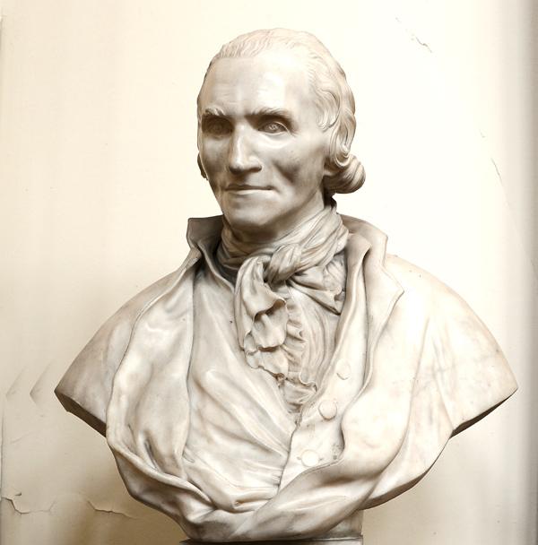 Grosley. Antoine Joseph Romagnési.