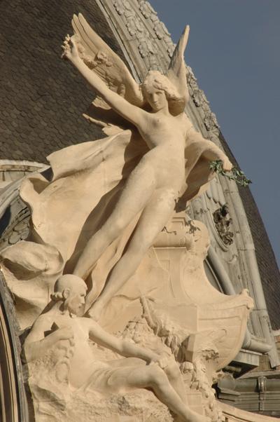 La Sculpture. René de Saint Marceau.