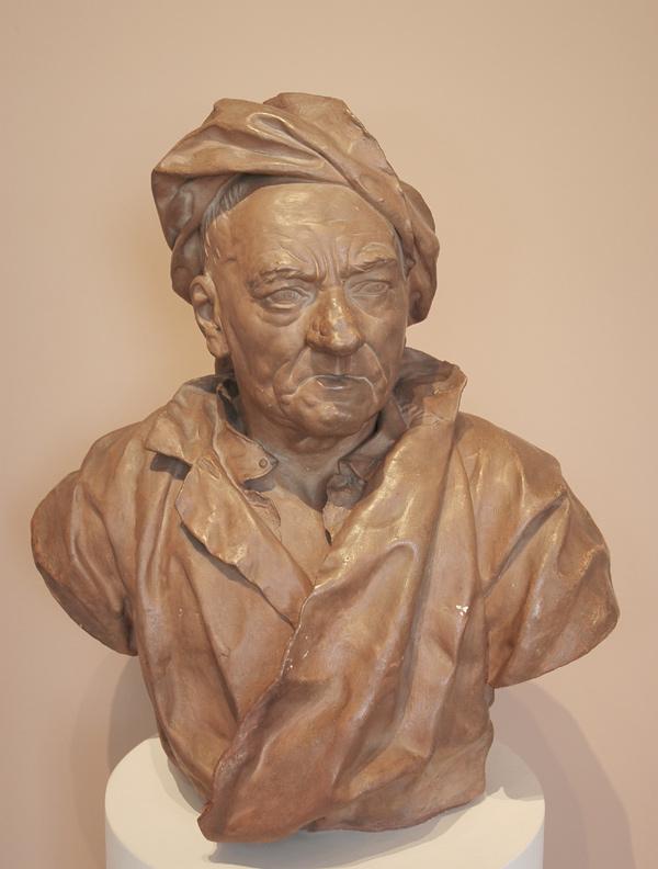 Antoine Pater, sculpteur. Jacques Saly.