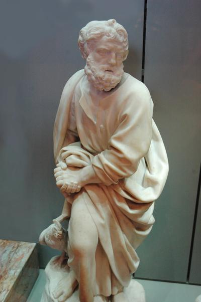 Saint Pierre. Jacques Sarrazin.