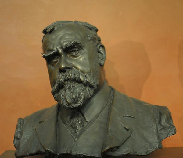 Albert Maignan. Victor Ségoffin.