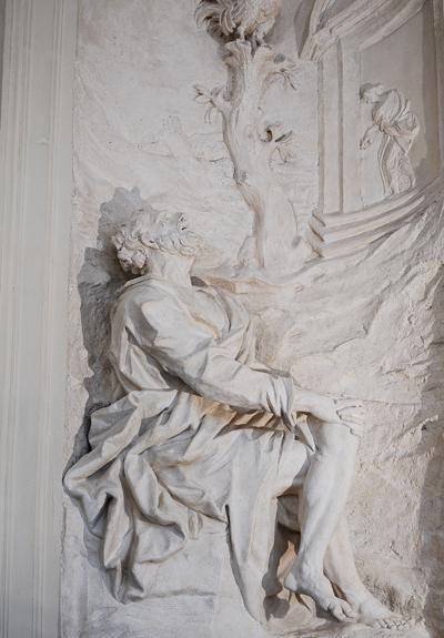 Saint Pierre. Simon Guillaume.