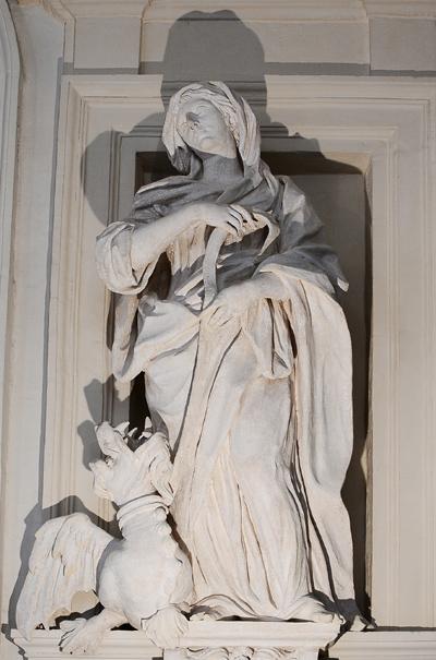 Sainte Marguerite. Simon Guillaume.