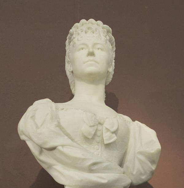 La baronne de Fourment. Emile Soldi.