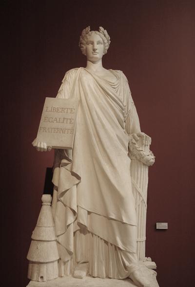 La République française. Ferdinand Taluet.