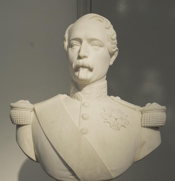 Louis Napoléon. Emile Thomas.