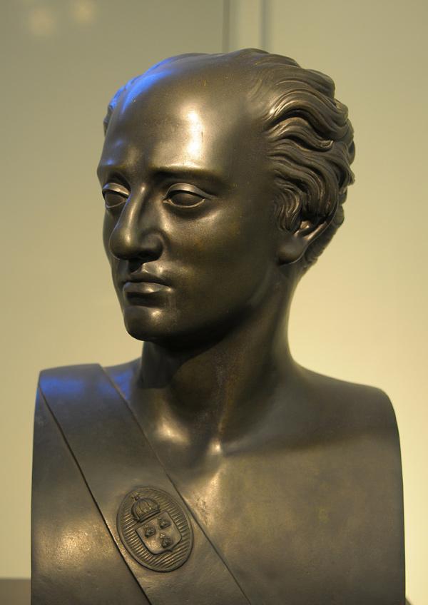 Charles XII. Zhendre.